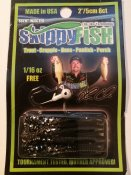 Skippyfish Silver Shiner 5cm 8pack
