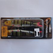 Soft 4Play Ready to Fish Perch 19 cm 2 st