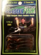 Skippyfish Watermelon Seed 5cm 8pack
