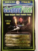 Skippyfish Baby Bass 5cm 8pack