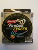 Fireline Exceed Crystal/Cristal 0,12mm 6,8kg 110m