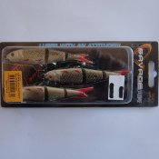 Soft 4Play Ready to Fish Dirty Roach 9,5 cm 3 st