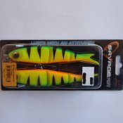 Soft 4Play Ready to Fish Firetiger 19 cm 2 st