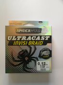 Spiderwire Ultracast Invisi-Braid 0.12mm 110m 9,1Kg